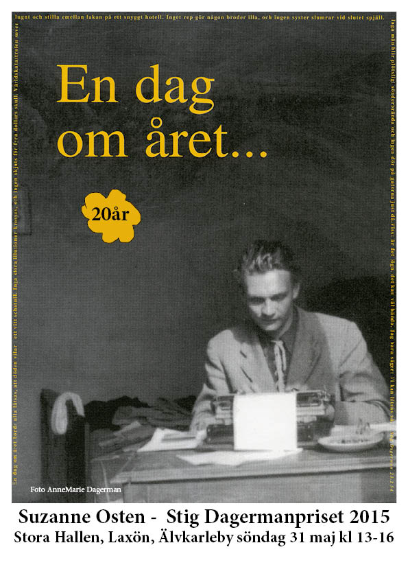 Dagerman affisch 1